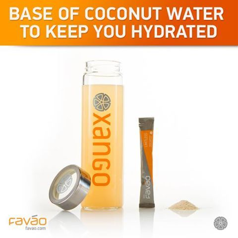 Base of coconut water