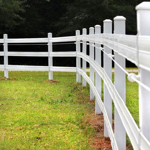 525 Plus Flex Fence® | RAMM Horse Fencing & Stalls