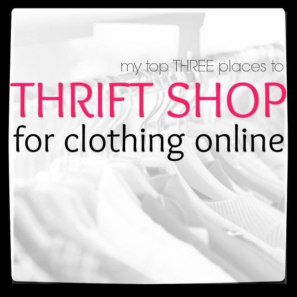 Consignment shopping online