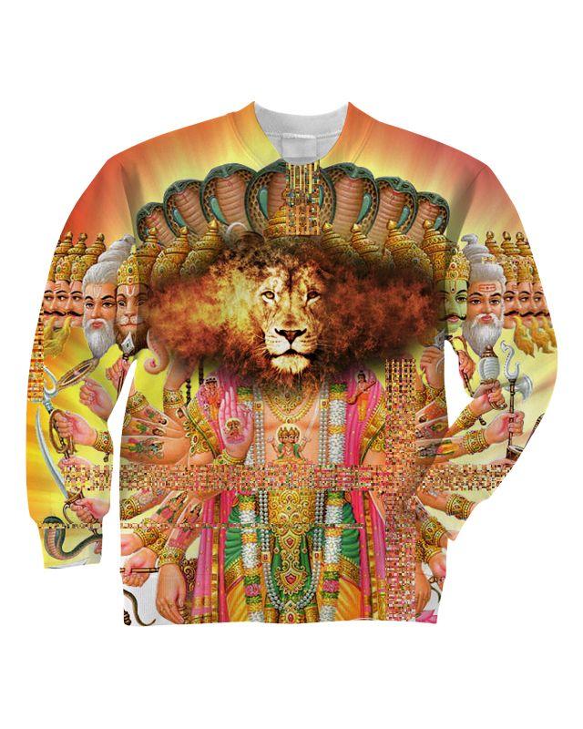 glitch religion sweater <3  https://www.facebook.com/woodwordsSHOP