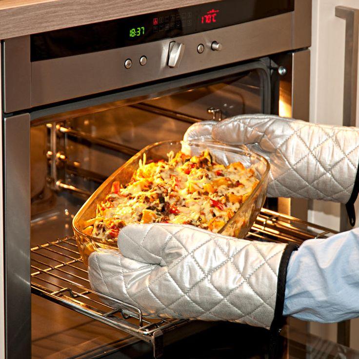 2 kuchyňské chňapky, stříbrná | Magnet 3Pagen #magnet3pagen #magnet3pagen_cz #magnet3pagencz #3pagen #grilovani