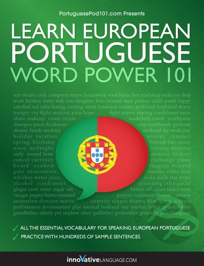 Learn European Portuguese - Word Power 101 - Innovative Language...: Learn European Portuguese - Word Power 101 -… #ForeignLanguages