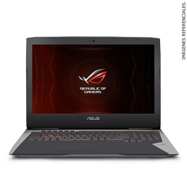 ASUS ROG G752VS-GC323T 17.3'' CORE I7-7700HQ GEFORCE GTX 1070 16GB 1TB256GB SSD | Laptop ASUS | Tai Loy