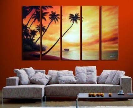 Αποτέλεσμα εικόνας για cuadros decorativos para sala