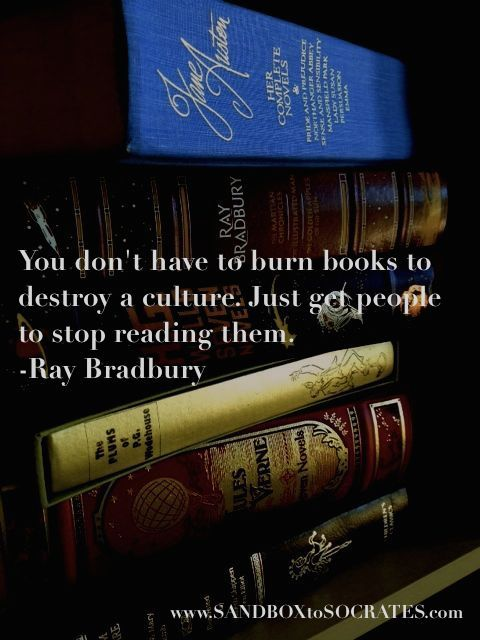 Fahrenheit 451 Quotes About Burning Books With Page Numbers: Fahrenheit 451 Book Quotes. QuotesGram