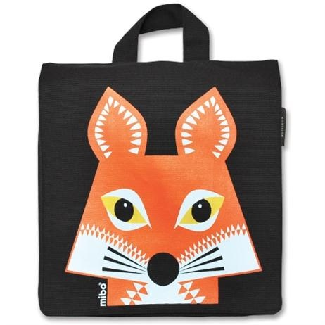 Coq en Pâte Mibo Fox Backpack          Price: $45.00     Have your little one stand out with this stylish and unique fox backpack by French Coq en Pâte!    Perfect as a first day of school gift, kinder or to carry around on outings for all necessities plus a favourite toy!  Makes a gorgeous baby gift with a difference as well!  http://www.littlebooteek.com.au/Christmas-/Most-Popular-Gifts-for-Baby/Coq-en-P%C3%A2te-Mibo-Fox-Backpack/121/1765/productview.aspx#.ULoTCFlkTIM.pinterest