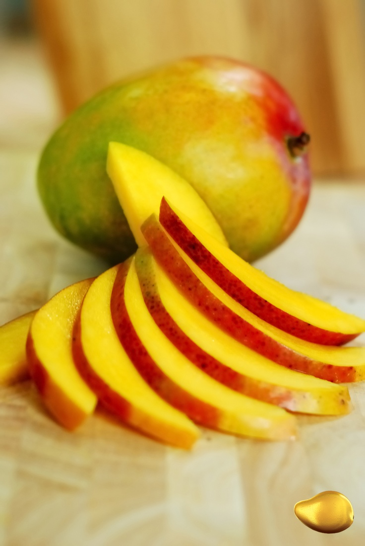 Don't judge a book by it's cover, neither a mango by it's colour.