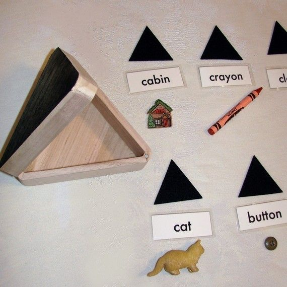 I've bought many grammar boxes from Amy, and they are fabulous!