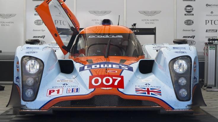 Lola Aston Martin 007