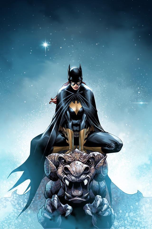 Batgirl - Mike S. Miller
