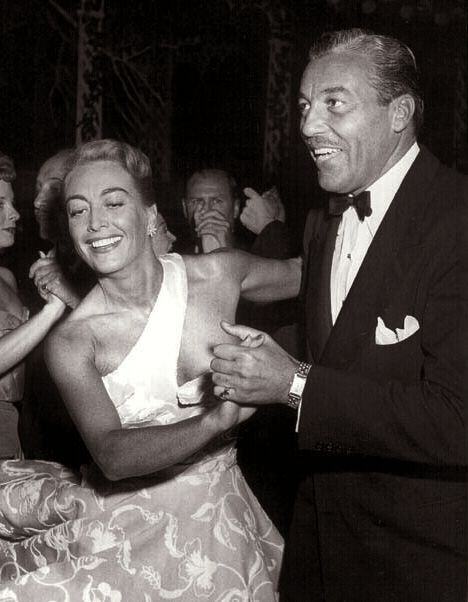 ON THE TOWN - Joan Crawford dances with Cesar Romero