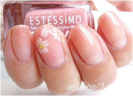 桜ネイル。シロップ仕立て。.... Maybe  says Beautiful.Nails......pink with flowers