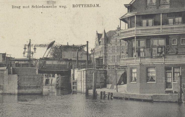 Aelbrechtsbrug 1930