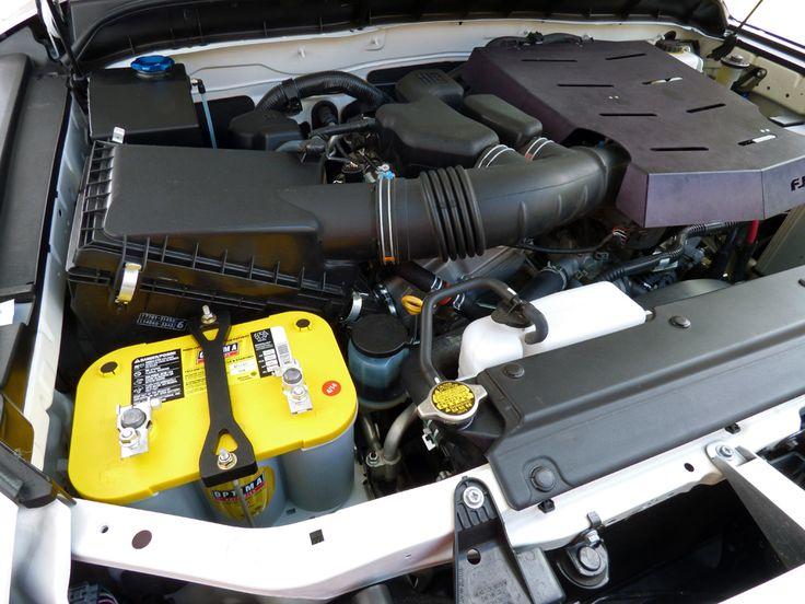 Dual Battery Kit for 2010-2014 FJ Cruiser and 5th Generation 4Runner