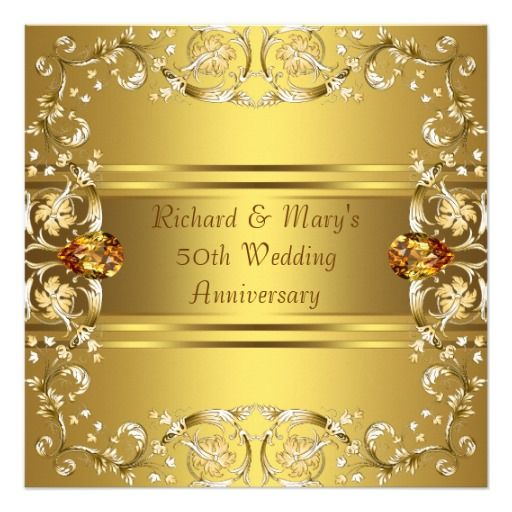 17 Best Images About Wedding Anniversary Party Invitations