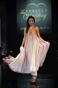 Eid Collection By Farhan & Ambreen at Pakistan Fashion Week 2013 in London | She Choice