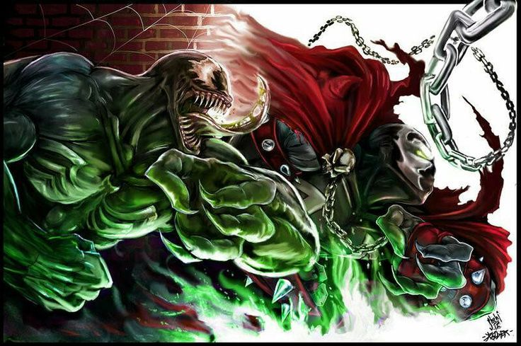 Venom vs Ultimate Spider-Man by David Marquez. Description from pinterest.com. I searched for this on bing.com/images