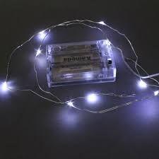 Billedresultat for små lyskæder til batteri