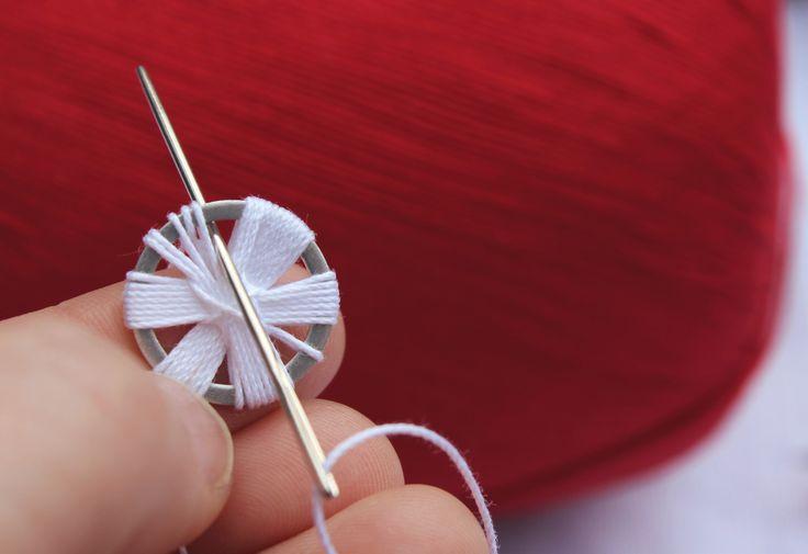 Do-it-yourself - Zwirnknöpfe Sabine Krumphttps://gr.pinterest.com/Sockenengel/ideenbuch-kn%C3%B6pfe-buttons/