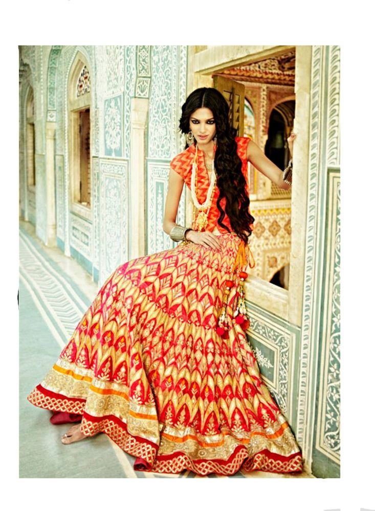 ANITA DONGRE: JAIPUR BRIDE 2013