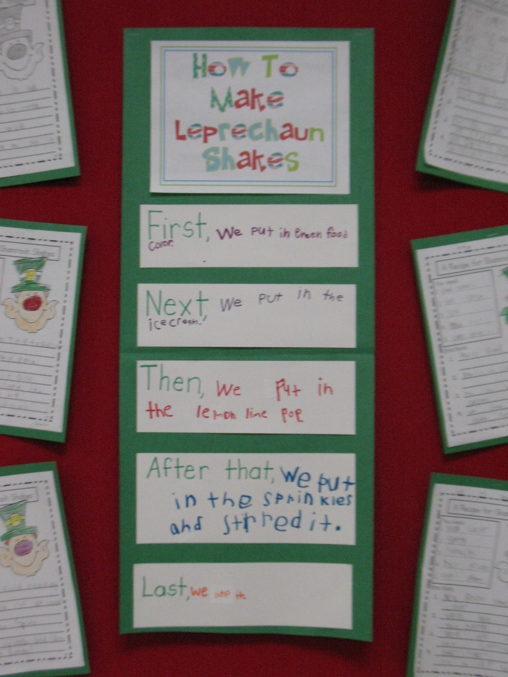 Mrs Morrow 39 S Kindergarten March Step Up To Writing
