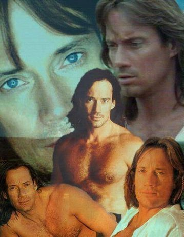 Kevin Sorbo beautiful blue eyes