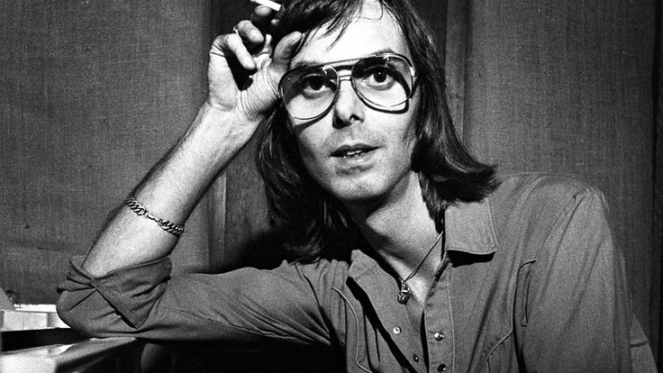 Brilliant session pianist Nicky Hopkins