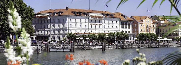 HOTEL BAYERISCHER HOF | LINDAU IM BODENSEE | STOLZE SPAETH HOTELS | BAVARIA | GERMANY  | 5*
