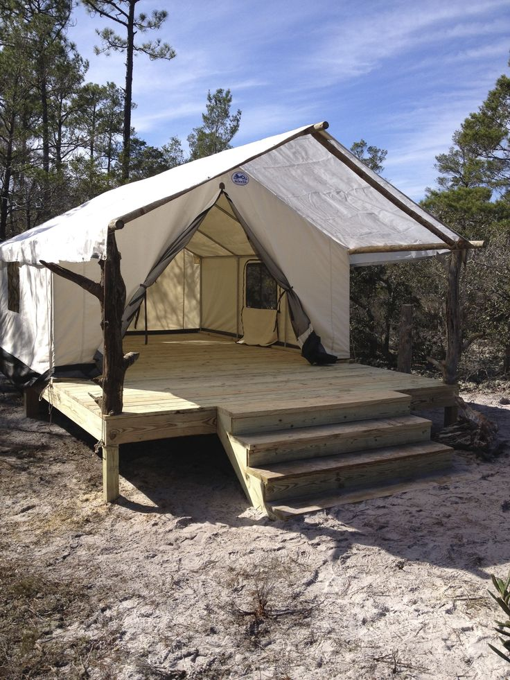 Camping Tents - Enjoying South Alabama's Best Tent Camping This Fall | RootsRated