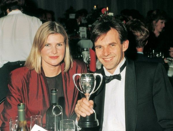 """The Sir Richard Hadlee Award for """"outstanding contribution to Canterbury sport and achievement"""" in 1994 was just one of many accolades John Britten received. His wife Kirsteen is a former Miss Canterbury and was a top international model."""