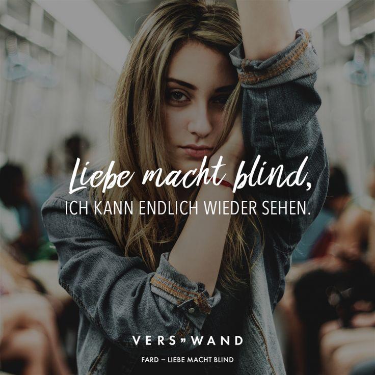 Fard Liebe Macht Blind Lyrics