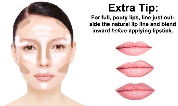 How To Use Contour Makeup - Mugeek Vidalondon