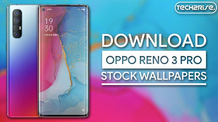 Download Oppo Reno 3 Pro Stock Wallpapers 1080p Walls In 2020