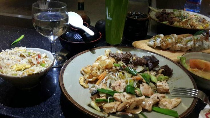 Benihana, Riyadh - Restaurant Reviews & Photos - TripAdvisor