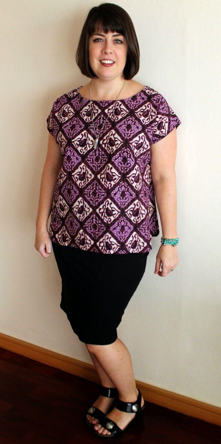 Cookin' & Craftin': Marilla Walker Maya in Batik