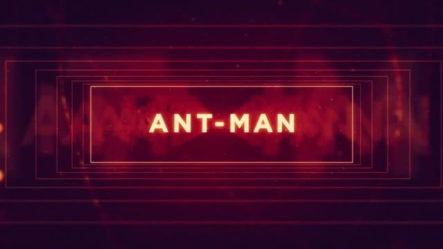 We're so thrilled to announce another exciting collaboration with the team at Marvel Studios… This time around, we developed and produced the main-on-end titles for Ant-Man, directed by the talented Peyton Reed.   One of our favorite aspects of the film was how they switched scale quite seamlessly. So we used that as the motivation behind our title treatment.   Once we developed the scale concept, we created a look that was totally new and unique in the Marvel Universe. We drew inspirati...