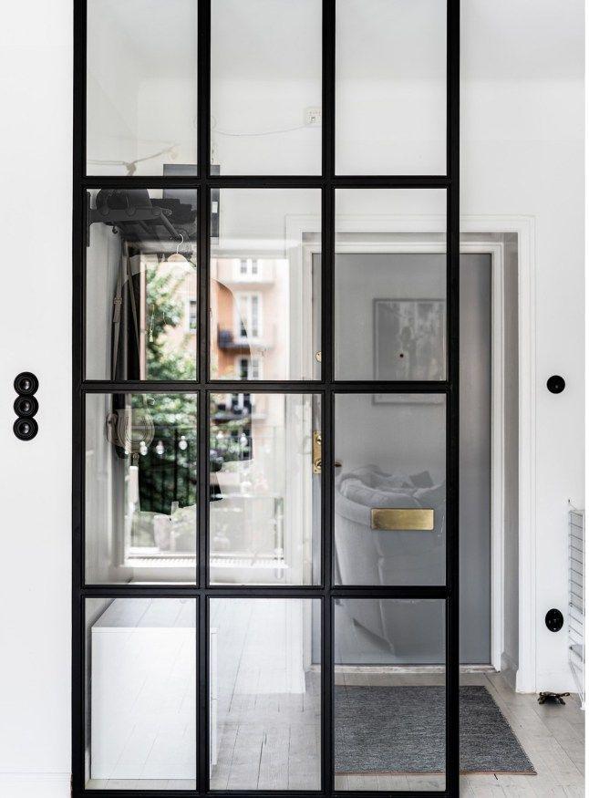 Créer une entrée sans fermer l'espace