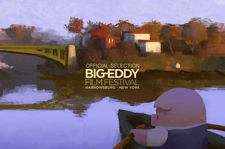 The Dam Keeper is headed back out to New York to participate in the Big Eddy Film Festival, going on from September 19th to the 21st! We are screening on the 20th as part of their Animated Tales shorts program.  Here is a link to buy tickets: http://bigeddyfilmfest.com/animated-tales-shorts-kids/