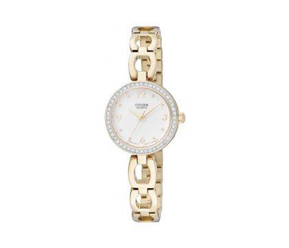 CITIZEN / Reloj Dama Citizen 60309 Dorado,   EJ6072-55A