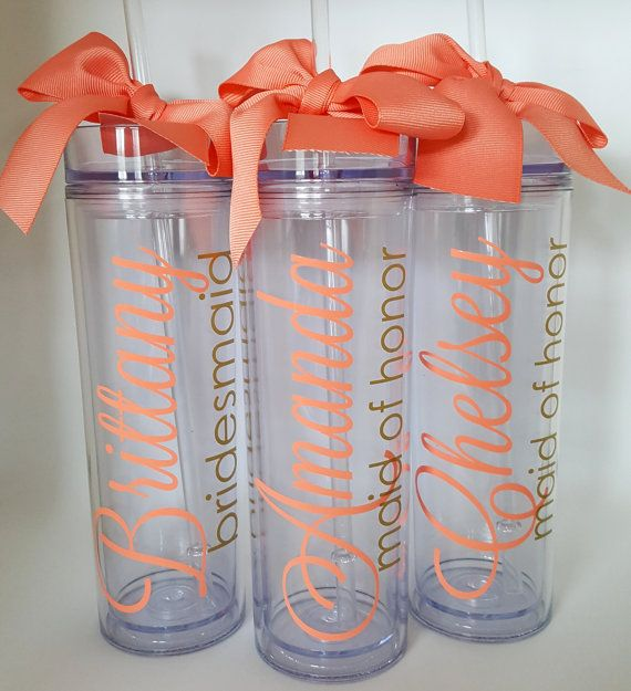 Personalized Tumbler, Bridesmaid Gift, Gift, Team Gift, Monogram Tumbler,Personalized Tumbler,Destination Wedding,Flower Girl,Bridal Tumbler