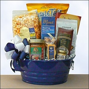 32 best fathers day gift baskets images on pinterest fathers fathers day gift basket fathers day gift baskets fathers day gift ideas crackers negle Images
