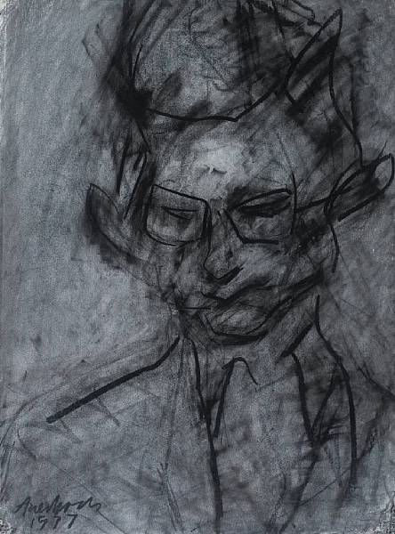 Frank Auerbach - HEAD OF EOW - Google Search