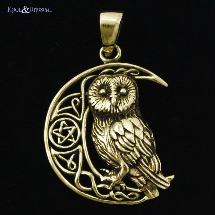 Celtic Moon and Owl...Really leaning toward a modification of this one.