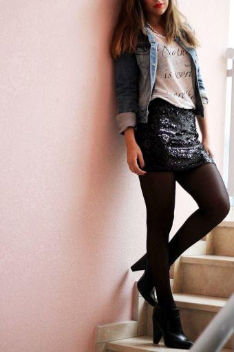 Resultado de imagen para outfit juveniles con faldas skater