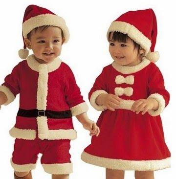 MODA INFANTIL ROPA  para niños ropa para niñas ropita bebes: DISFRACES INFANTILES NAVIDEÑOS