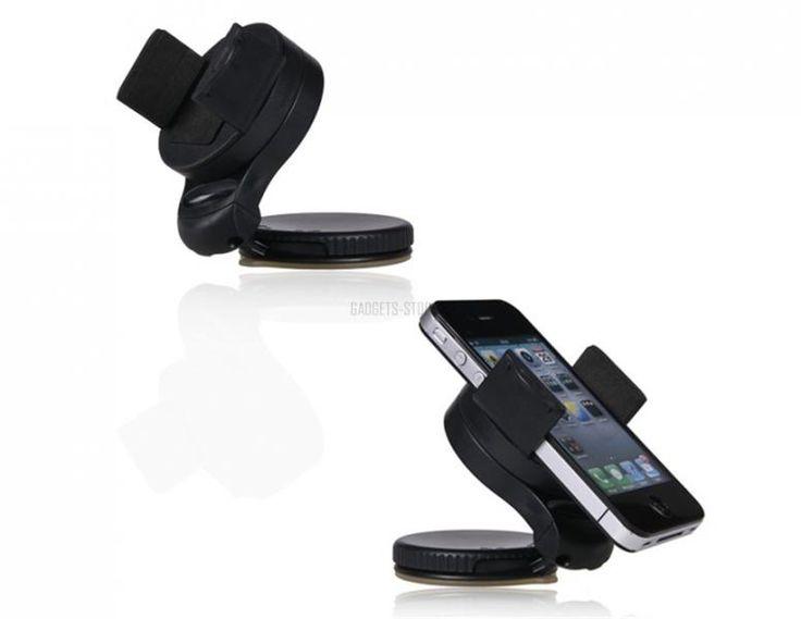 Holder til mobil for bil fra Gadgets-store. Om denne nettbutikken: http://nettbutikknytt.no/gadgets-store-no/