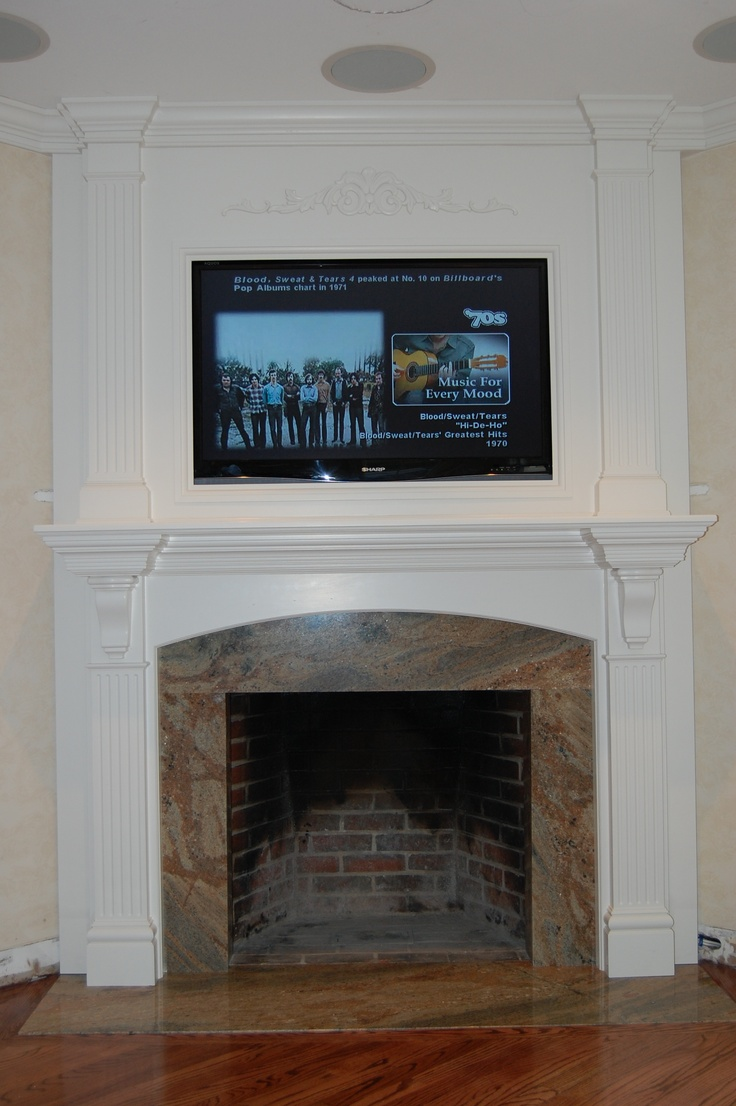 21 best for the home fireplace surround ideas images on