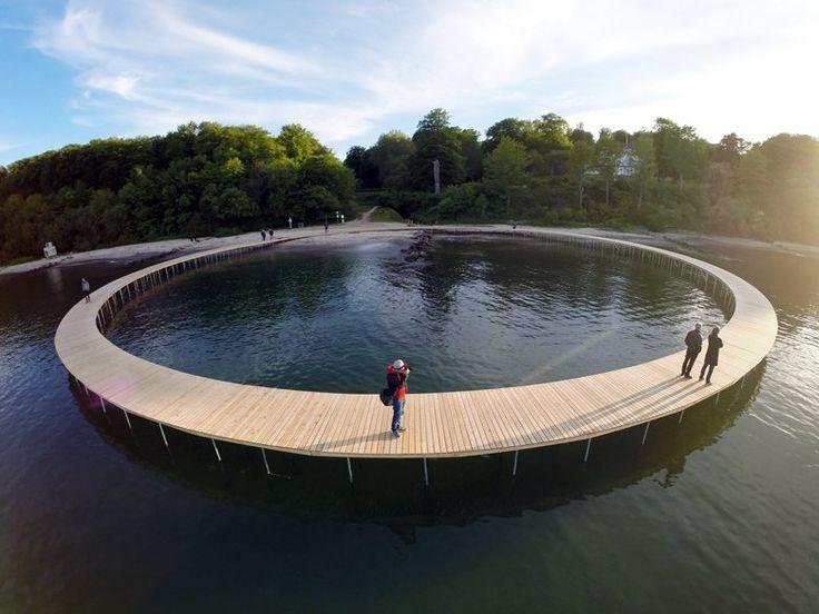 The Inifinite Bridge, Aarhus, 2015 - Gjøde & Povlsgaard Arkitekter