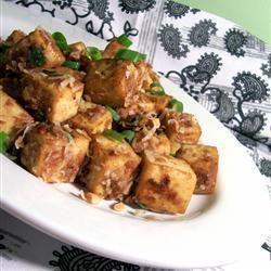 Thai Coconut Tofu