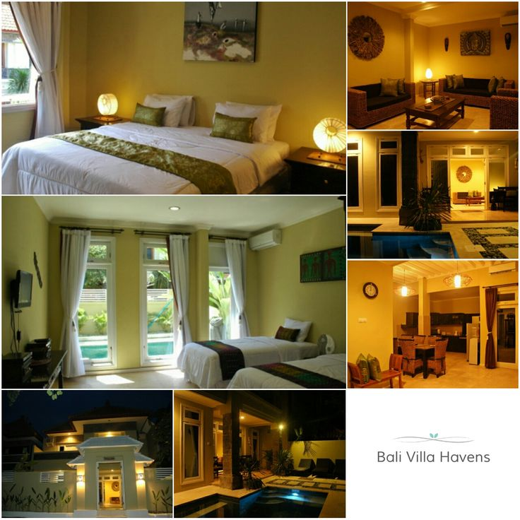 Our spacious Villa RIO in Kuta – 6 bedrooms, private pool, complimentary daily breakfast – from AUD 235 – http://www.holidaybalivillas.com/villa-rio---6-bed.html